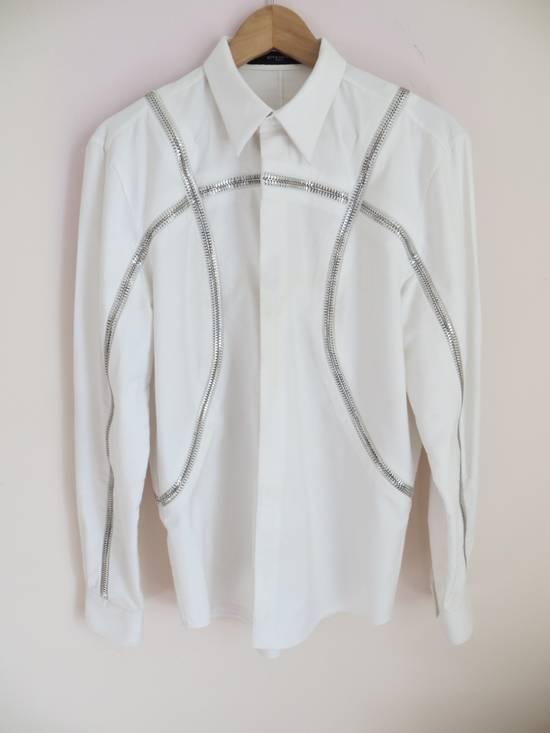 Givenchy Givenchy White Basketball Jacket Size US M / EU 48-50 / 2