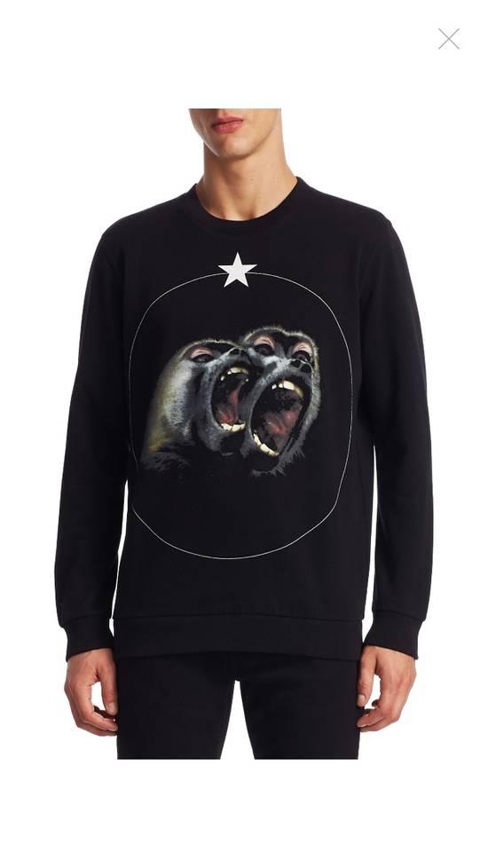 Givenchy Givenchy Monkey Brother Crew Neck Sweater Size US XS / EU 42 / 0