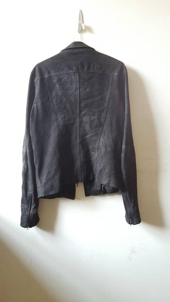 Julius Julius SS13 Vandalism Biker Jacket sz.4 Size US L / EU 52-54 / 3 - 2