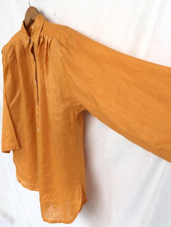 Givenchy Givenchy Dress Shirt Yellow 27x29:5 Size US XL / EU 56 / 4 - 1
