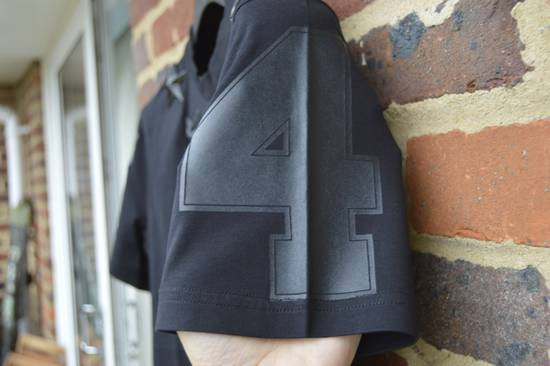 Givenchy Black Metal Stars T-shirt Size US XS / EU 42 / 0 - 7