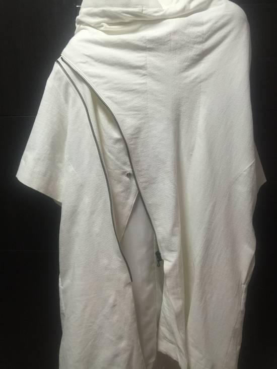 Julius SS14 ghost asymmetrical zip jacket Size US M / EU 48-50 / 2 - 9