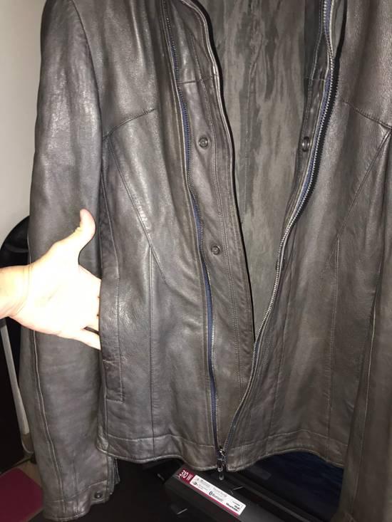 Julius Julius SS12 Runway Leather Jacket Size US M / EU 48-50 / 2 - 3