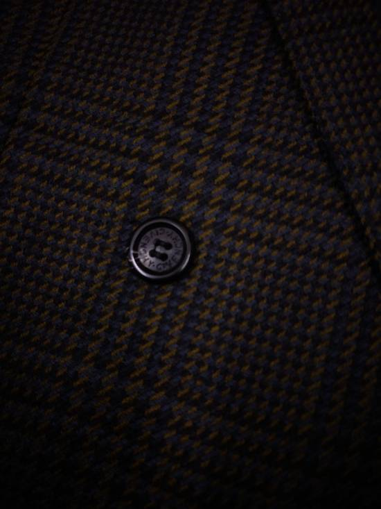 Givenchy Tailored Glen Plaid Blazers Size 38R - 3