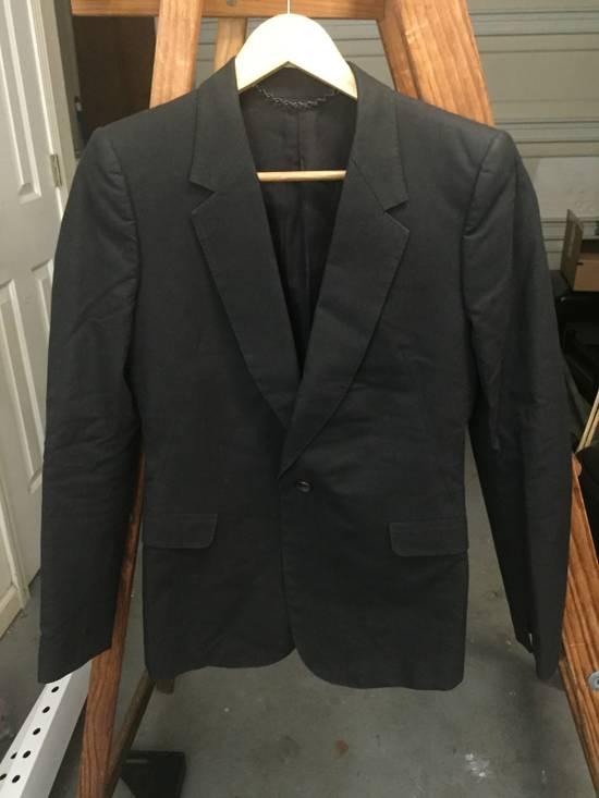 Julius SS05 'AN INDIVIDUAL' Cotton Blazer Size 36R - 1