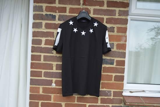 Givenchy Black and White 5 Stars T-shirt Size US XS / EU 42 / 0