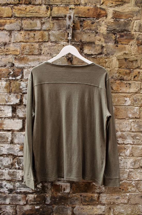 Balmain Balmain Military Henley Long Sleeve Large A/W 2014 Size US L / EU 52-54 / 3 - 5