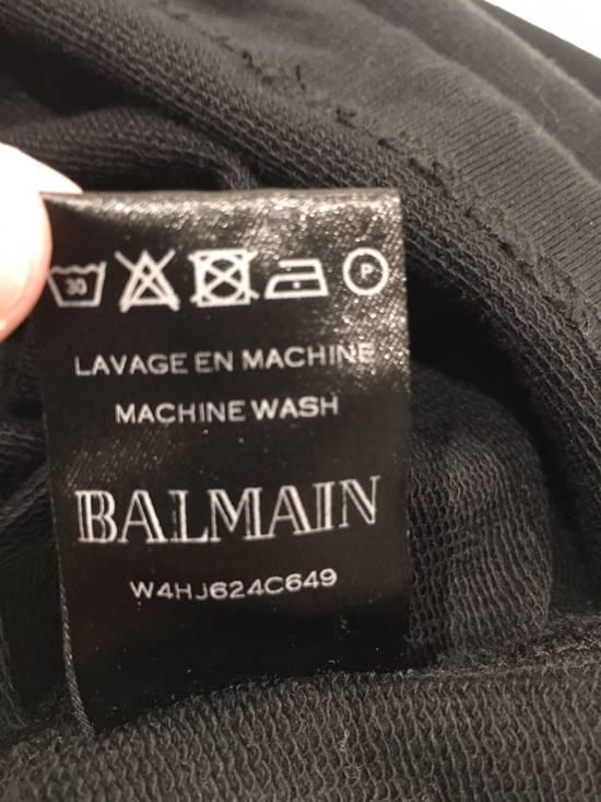 Balmain Hooded Long Sleeve T-Shirt Size US S / EU 44-46 / 1 - 4