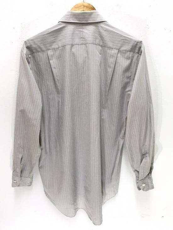 Balmain Balmain Paris Made in Japan Striped Shirt Button Up Size US M / EU 48-50 / 2 - 2