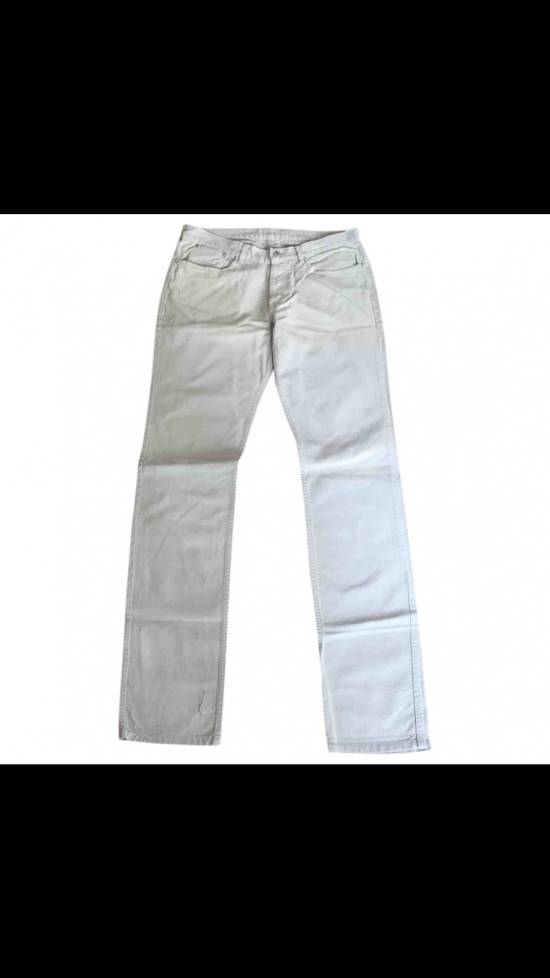 Givenchy Givenchy Snow-White Jeans Straight Fit Size US 29
