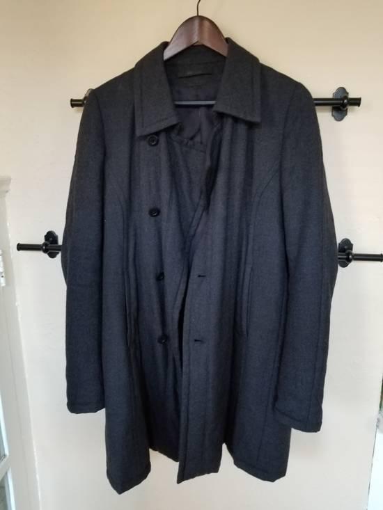 Julius FW11 Wool Melton Coat Size US S / EU 44-46 / 1