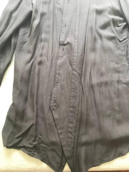 Julius AW16 charcoal with angle edge at bottom shirt Size US S / EU 44-46 / 1 - 1