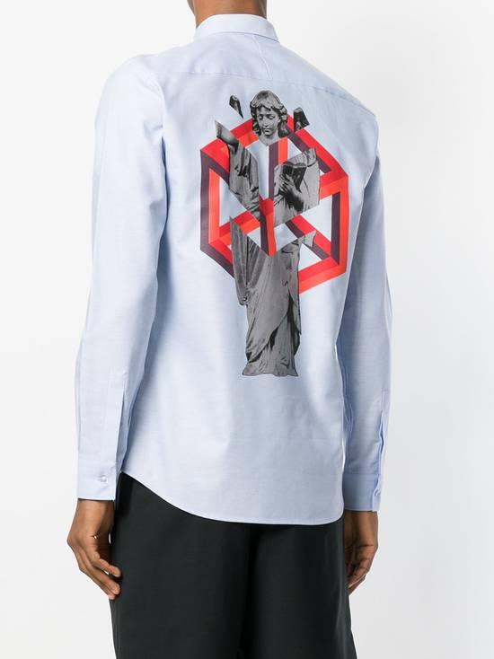 Givenchy Cube and romantic print shirt Size US S / EU 44-46 / 1 - 16