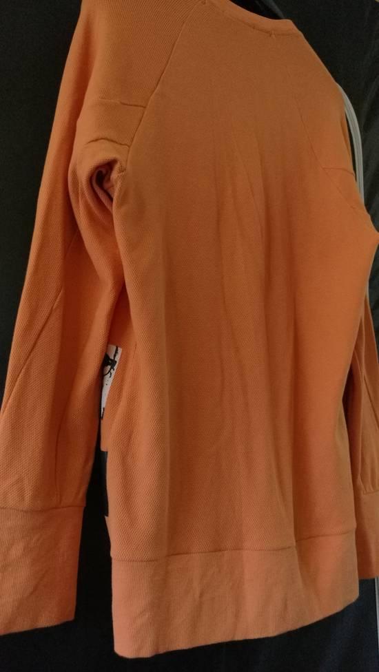 Julius BNWT 2018SS Limited Oversize Mesh Graphic Print Sweater Orange Size US S / EU 44-46 / 1 - 4