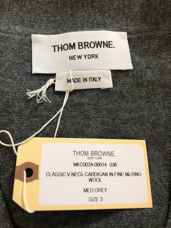 Thom Browne Merino Wool 4 Bar Cardigan Size US L / EU 52-54 / 3 - 11