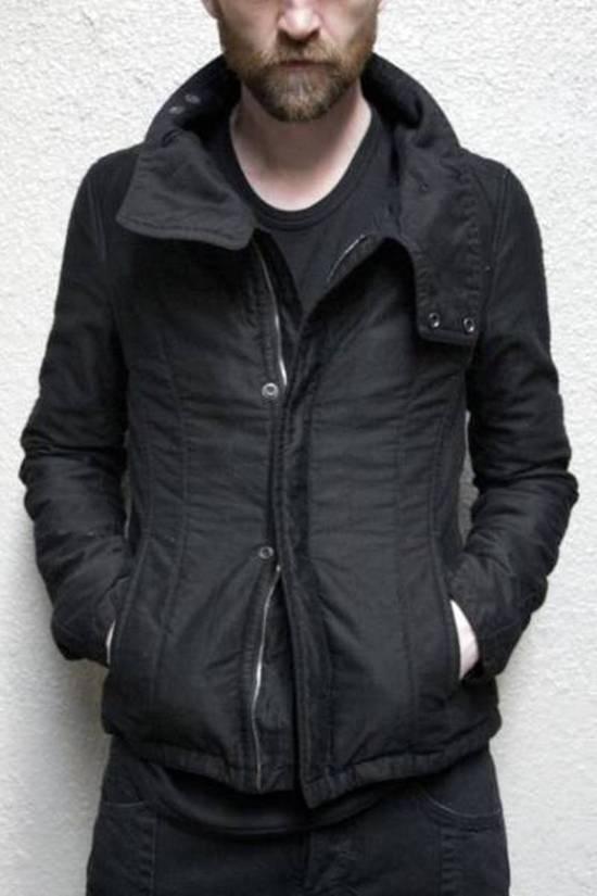 Julius JULIUS Cotton Moleskine Fur Collar Jacket Size US S / EU 44-46 / 1 - 6