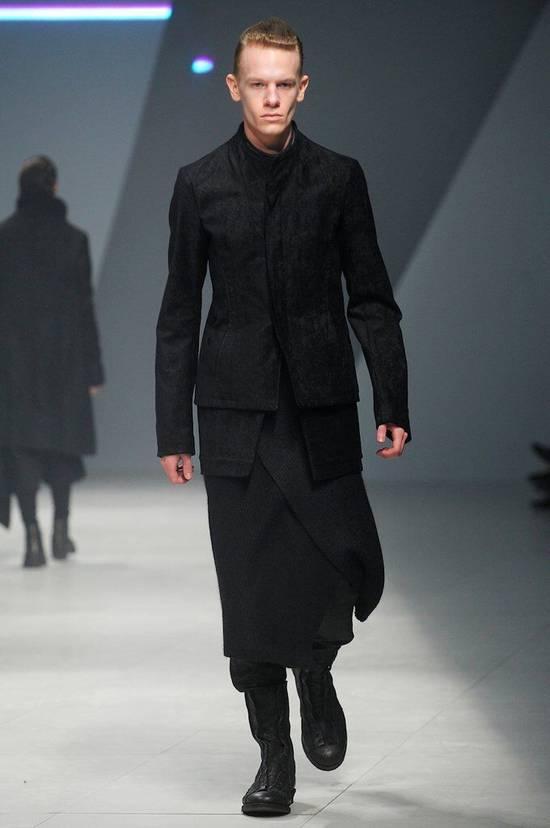 Julius 2011AW Cracked Cloth Jacket Size US XL / EU 56 / 4