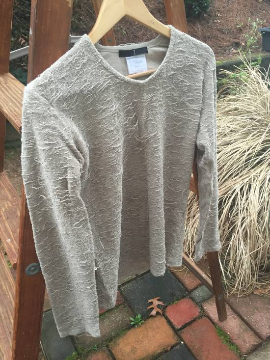 Julius AW08 Destroyed Cotton Sweater Size US S / EU 44-46 / 1