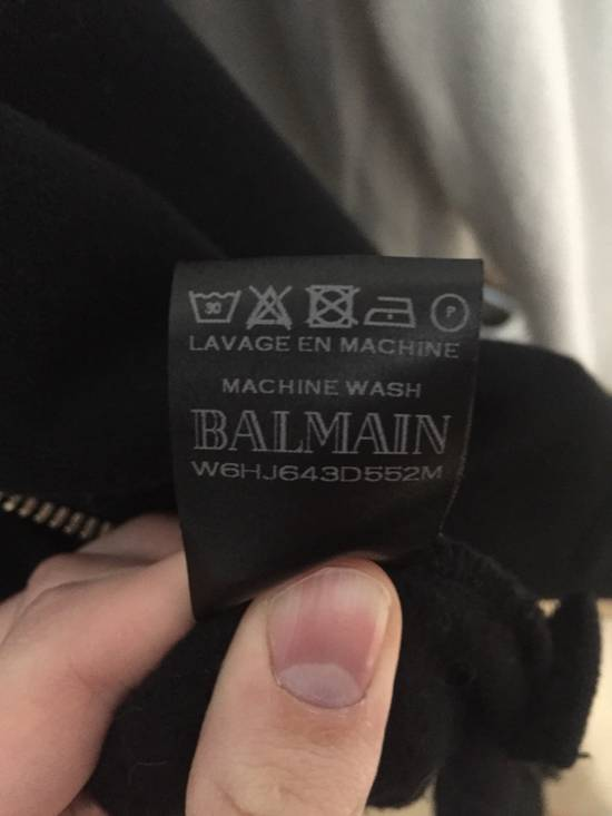 Balmain Balmain Cotton-Jersey Hoodie Size US S / EU 44-46 / 1 - 3