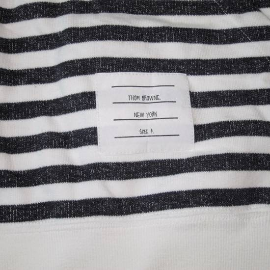 Thom Browne Thom Browne Stripes Hoodie Sweater Size US XL / EU 56 / 4 - 1