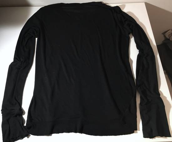 Julius Cotton Kersey Twisted Sleeve Thermal Top Size US M / EU 48-50 / 2 - 4