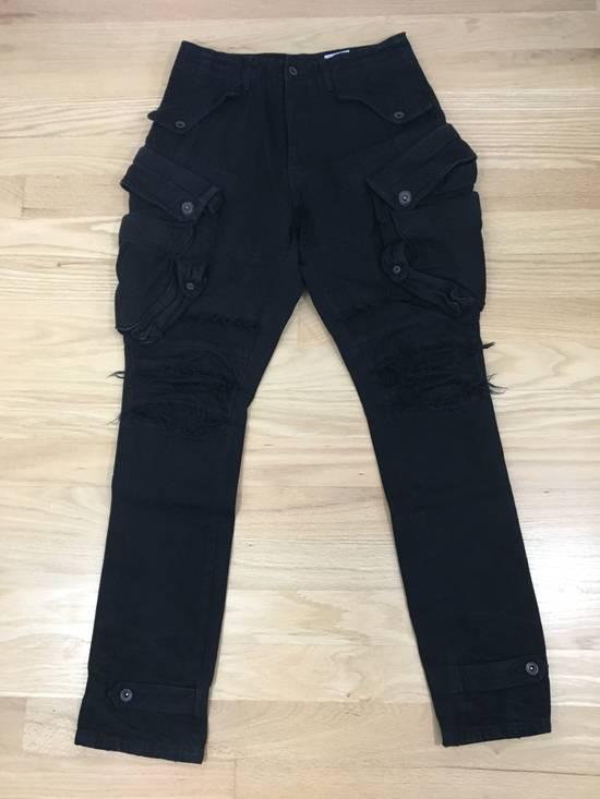Julius AW12 Resonance Cargo Pants Size US 32 / EU 48 - 1