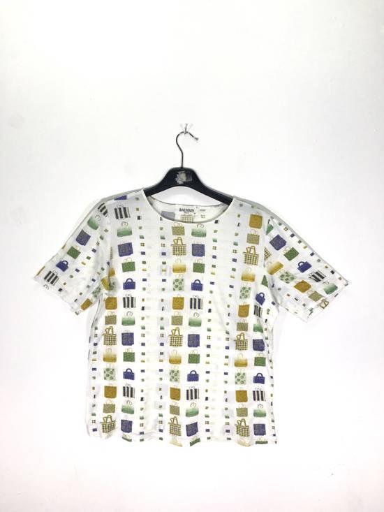 Balmain Balmain Full Print T Shirt Made Japan Size US M / EU 48-50 / 2