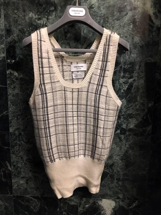 Thom Browne Hand frame in UK cardigan swaeter vest Size US M / EU 48-50 / 2