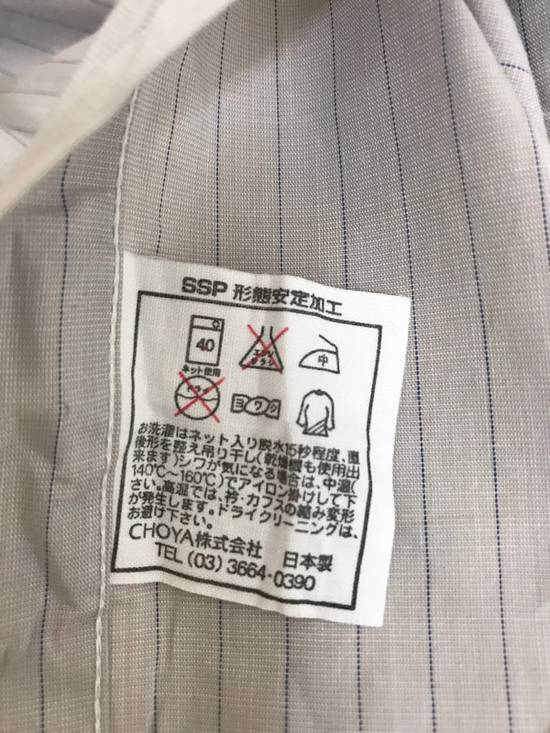 Balmain Balmain Paris Made in Japan Striped Shirt Button Up Size US M / EU 48-50 / 2 - 4