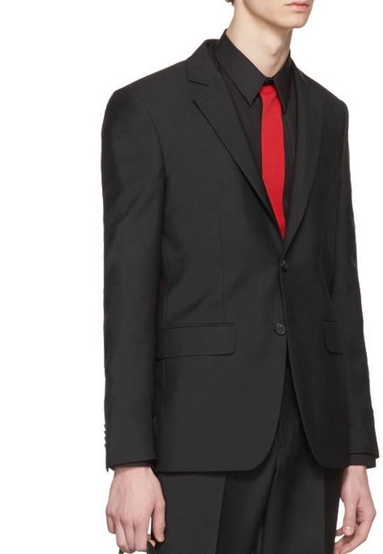 Givenchy Givenchy Men's Black Red Band Shirt Size US S / EU 44-46 / 1 - 8