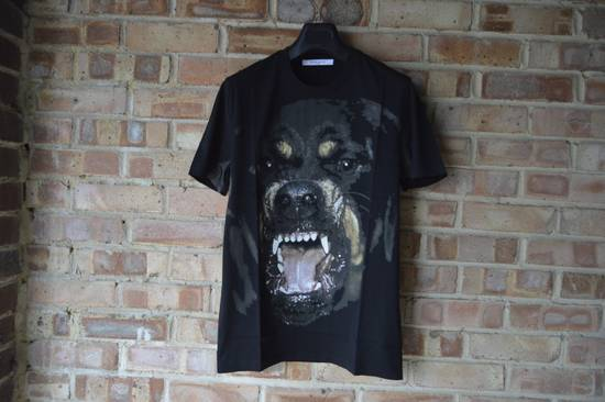 Givenchy Black Rottweiler T-shirt Size US S / EU 44-46 / 1