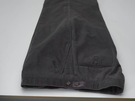 Thom Browne Navy Thin Corduroy Suit Size 38R - 6