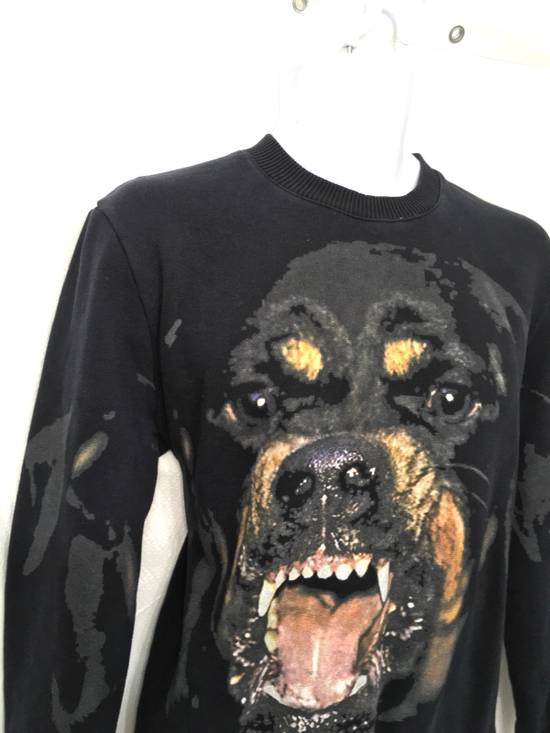 Givenchy Givenchy Black Rottweiler Long Sleeve Crewneck Sweater Size US S / EU 44-46 / 1 - 2
