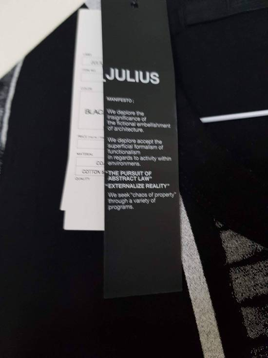 Julius Julius Coated t shirt Size US S / EU 44-46 / 1 - 3