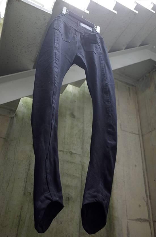 Julius FW14 Skinny Knit Denim Size US 32 / EU 48 - 6