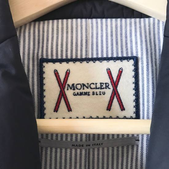 Thom Browne THOM BROWNE X MONCLER GAMME BLEU DOWN SUITS Size 38R - 6