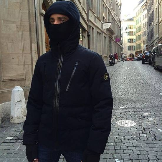stone island water repellent wool down filled size l heavy coats for sale grailed. Black Bedroom Furniture Sets. Home Design Ideas