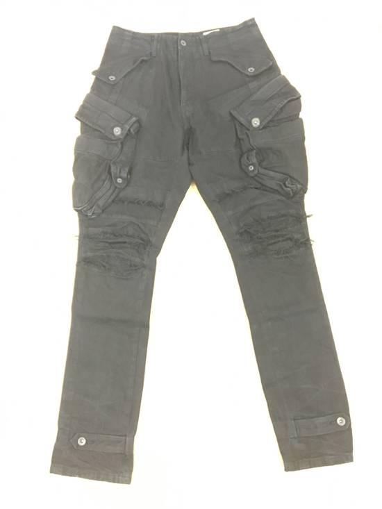 Julius AW12 Resonance Cargo Pants Size US 32 / EU 48 - 2