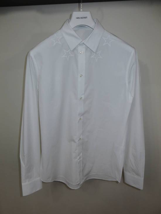 Givenchy Embroidered stars shirt Size US M / EU 48-50 / 2