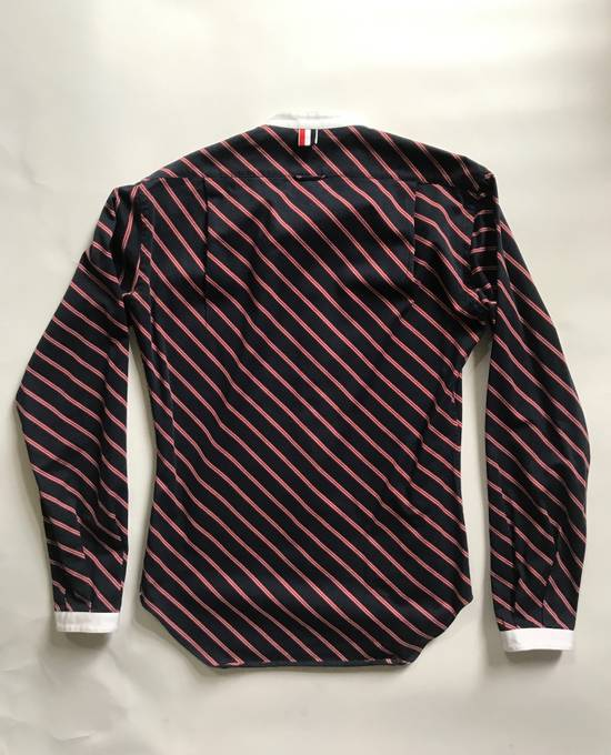 Thom Browne New Banded Collar Button Up Size US S / EU 44-46 / 1 - 1