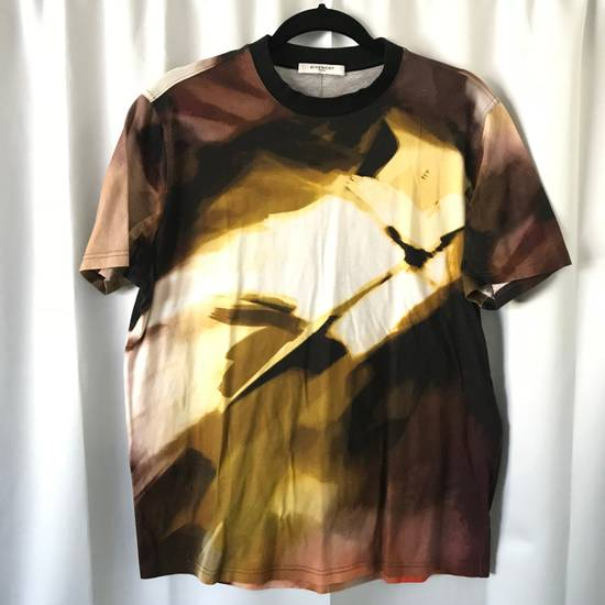 Givenchy $775 Abstract Print Givenchy Tshirt Size US XS / EU 42 / 0
