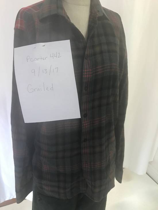 Givenchy Givenchy Plaid Button Up Size US S / EU 44-46 / 1