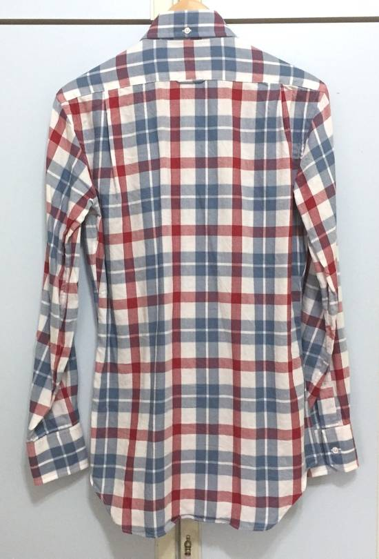 Thom Browne Men's Thom Browne New York Plaids Oxford Shirt Sz 1 Size US S / EU 44-46 / 1 - 8