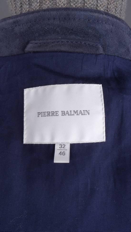 Balmain Balmain Leather Biker Riding Jacket NWT Size US S / EU 44-46 / 1 - 7