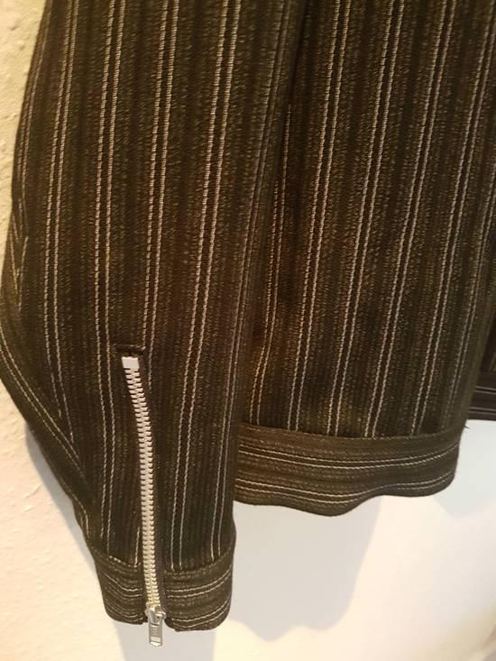 Undercover AW02 Striped Zipper Jacket Size US L / EU 52-54 / 3 - 2