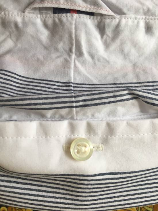Thom Browne Striped oxford shirt Size US S / EU 44-46 / 1 - 2