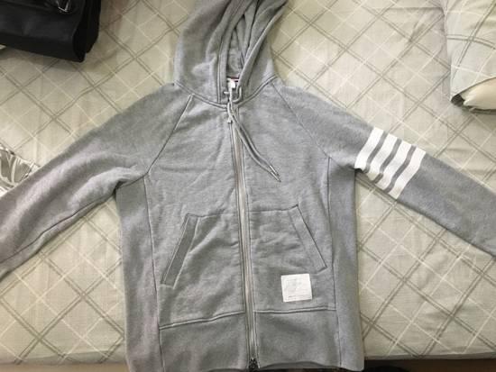 Thom Browne Signature Hooded Jacket Size US M / EU 48-50 / 2