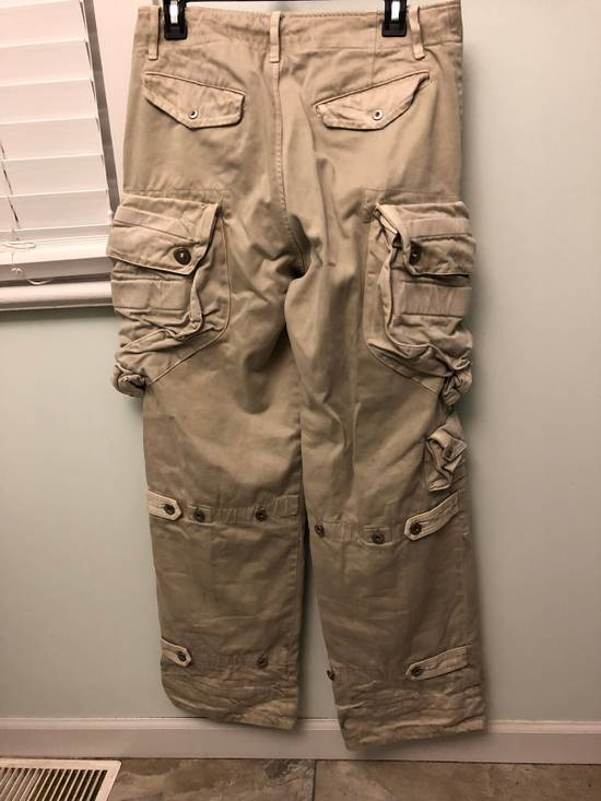 Julius a/w 2009 convertible gas mask cargos Size US 31 - 1