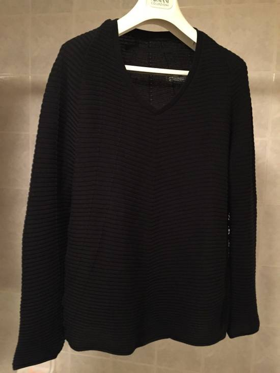 Julius RIBBED SWEATER Size US L / EU 52-54 / 3