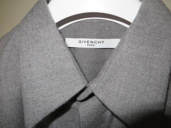 Givenchy FINAL PRICE! Grey flannel shirt Size US M / EU 48-50 / 2 - 3